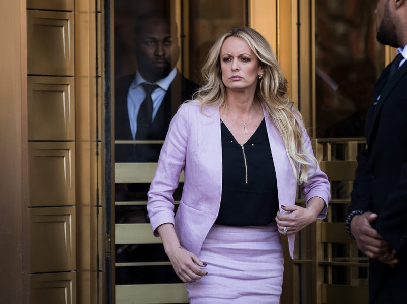 Illustration for article titled President Trump Knew All About Stormy Daniels' Hush Money: Report