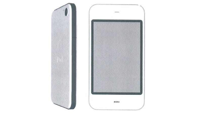 Illustration for article titled Apple Claims This 2005 iPhone Prototype Proves It Didn't Copy Sony