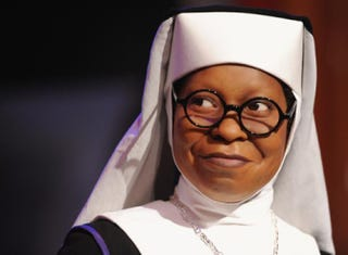 Whoopi Goldberg in Sister ActDisney