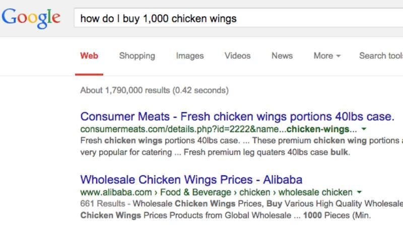 A needlessly complicated process that could soon be even easier with the Google Buy button.