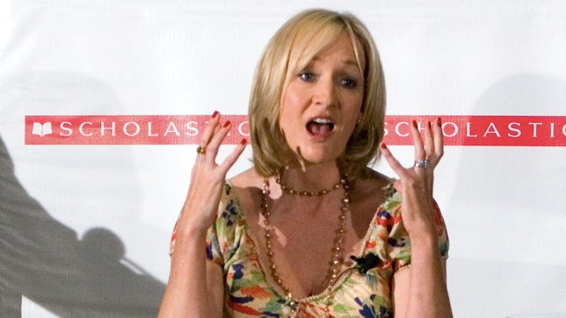 Illustration for article titled J.K. Rowling Will Now Be Making Her Long-Awaited Return to Children's Books