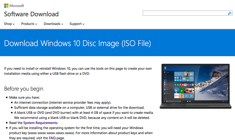 Illustration for article titled Windows 10 Download Iso 64 Bit