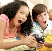 Illustration for article titled Holy Crap, Girls Play Video Games (Durr)
