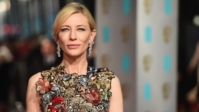 Illustration for article titled Cate Blanchett Alleges Harvey Weinstein Sexually Harassed Her