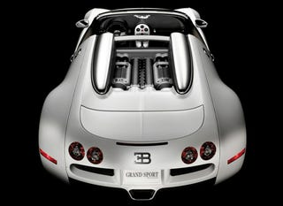 Illustration for article titled Bugatti Veyron 16.4 Grand Sport: A Targa For The Rest Of Us... With A Few Extra Million To Spend