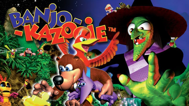 Illustration for article titled After Much Thought, OGN Has Decided To Update Our Review Of 'Banjo-Kazooie' From A 9.7 To A 9.6