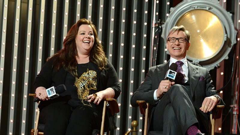 Illustration for article titled YESSSSS: Melissa McCarthy in Talks to Star in Paul Feig's Spy Comedy