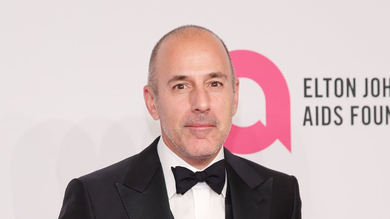 Illustration for article titled NBC News lets itself off the hook in Matt Lauer probe