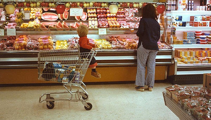 Illustration for article titled Instead of Deal Hopping, Shop at the Grocery Store With the Best Food Staples