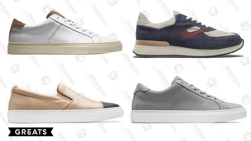 Up to 50% off select styles | GREATS