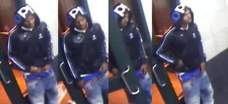 Police say this man is suspected of following a woman into her New York City apartment June 6, 2015, and trying to rape her.