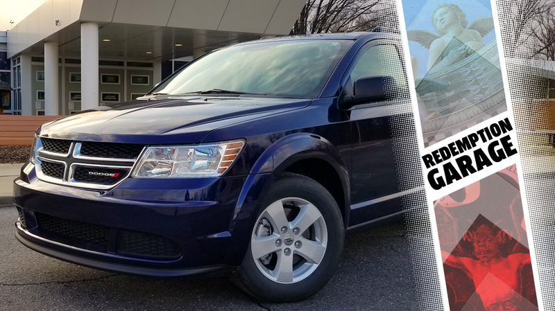 The Dodge Journey Proves That Old Vehicle Platforms Work