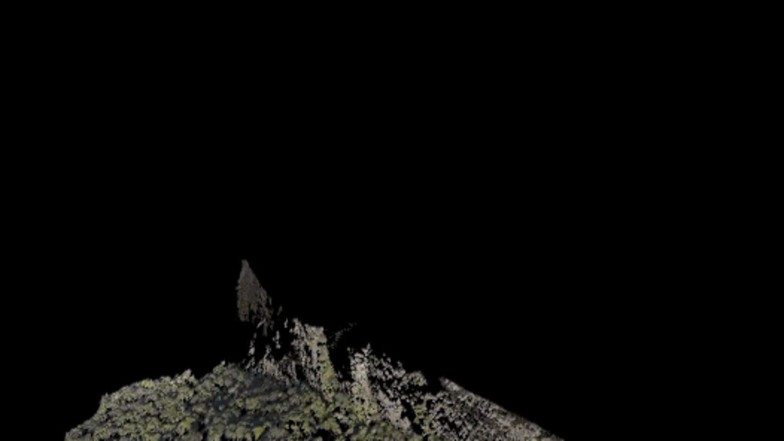 Cómo escanearon en 3D y con drones la estatua del Cristo Redentor de Río