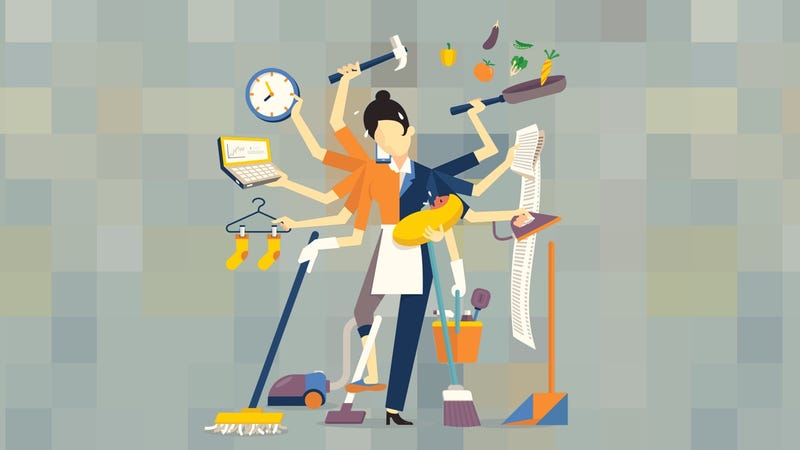 Illustration for article titled 17 Simple Rules for Getting Organized and Decluttered