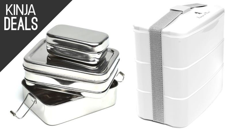 Illustration for article titled Pack Your Lunch in Style With These Discounted Lunch Boxes