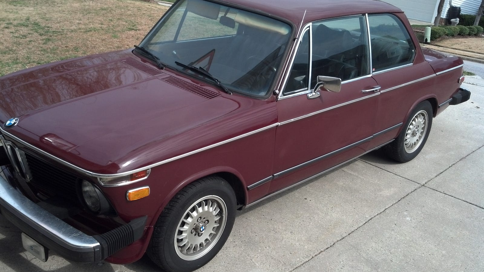 bmw 2002 tii for sale by owner. Black Bedroom Furniture Sets. Home Design Ideas