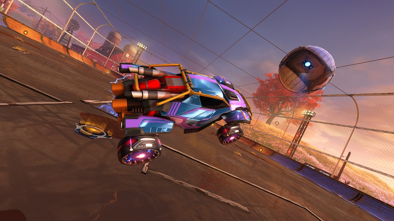 Illustration for article titled This Weekend's Rocket League Tournament Will Set The Stage For The World Championship