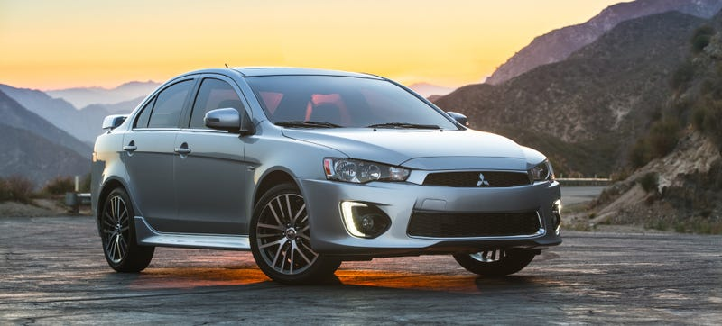 The Unkillable Mitsubishi Lancer Is Finally About To