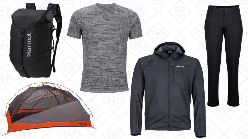 25% off all apparel, 20% off all equipment | Marmot | Use code FRIENDS