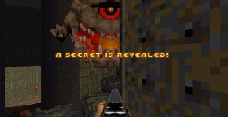 Illustration for article titled Descubren el último secreto que quedaba por revelar en Doom 2, oculto desde 1995