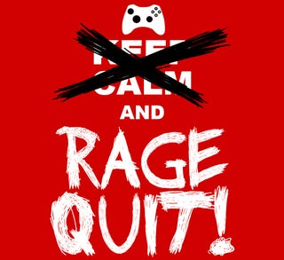 Illustration for article titled Rage Quit: The Vehicle