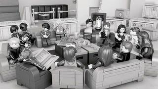 Illustration for article titled Star Wars: Episode VII's Cast, Now In Lego Form