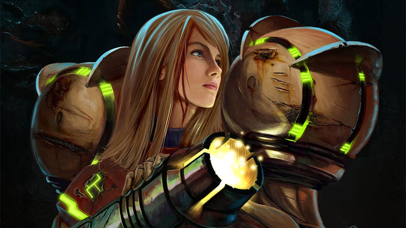 Illustration for article titled Nintendo Is To Thank, And Blame, For The Dead Metroid Movie