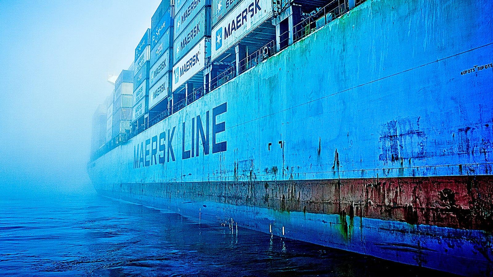 The Secret Language of Ships