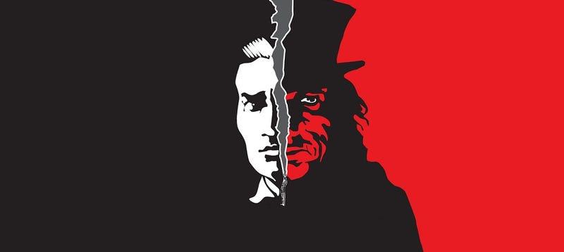 Illustration for article titled Dr. Jekyll & Mr. Hyde