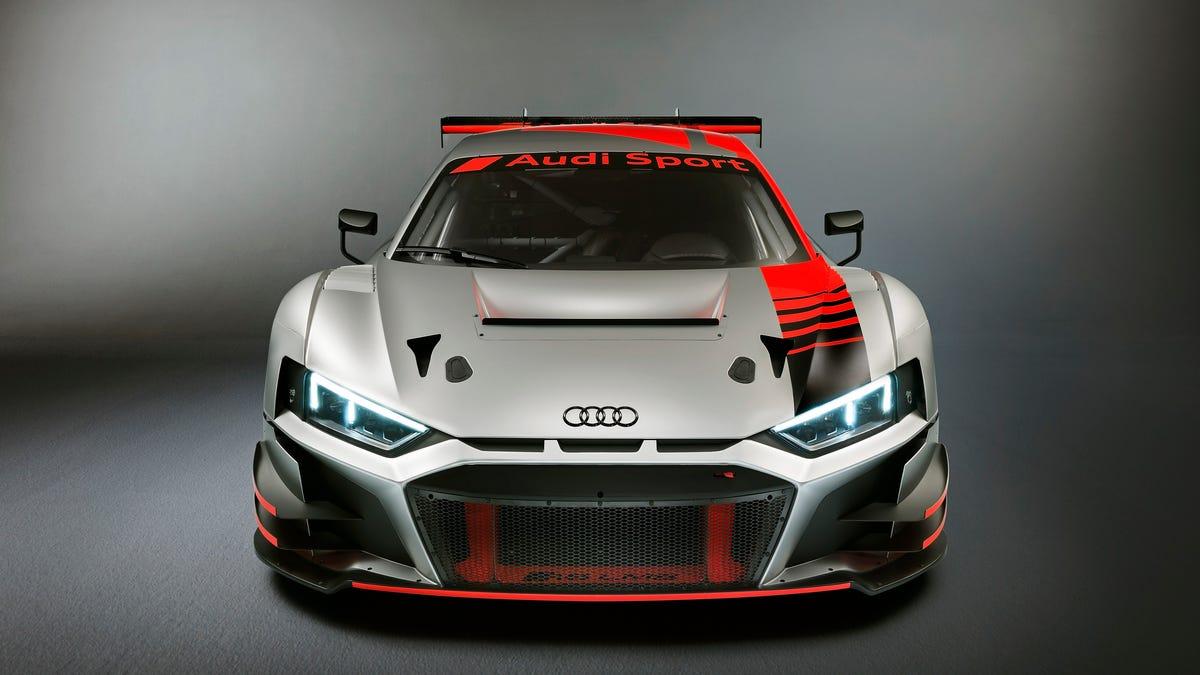 The New 2019 Audi R8 Lms Gt3 Is Still Stupid Expensive Still Looks