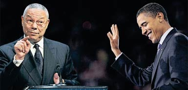 Illustration for article titled Obama to Meet with Colin Powell—Next at the Pentagon?