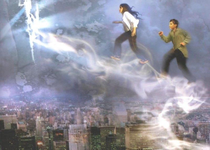Illustration for article titled Diane Duane's Young Wizards Is The Fantasy Book Series Everyone Should Be Reading