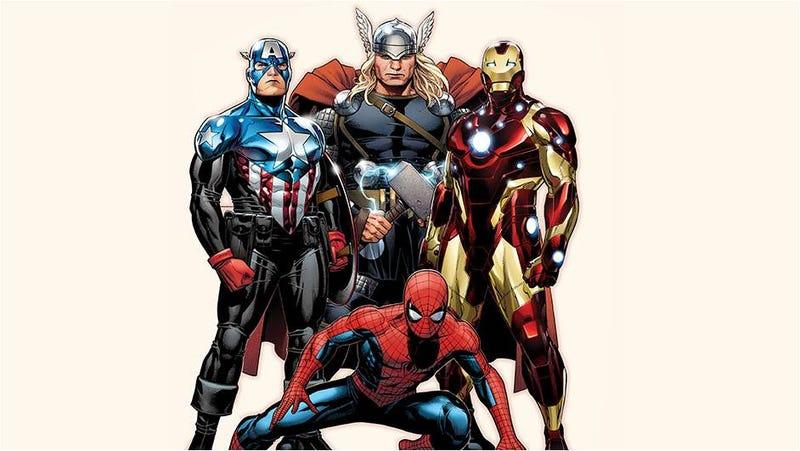 Illustration for article titled Es oficial: Spider-Man aparecerá también en las películas de Marvel