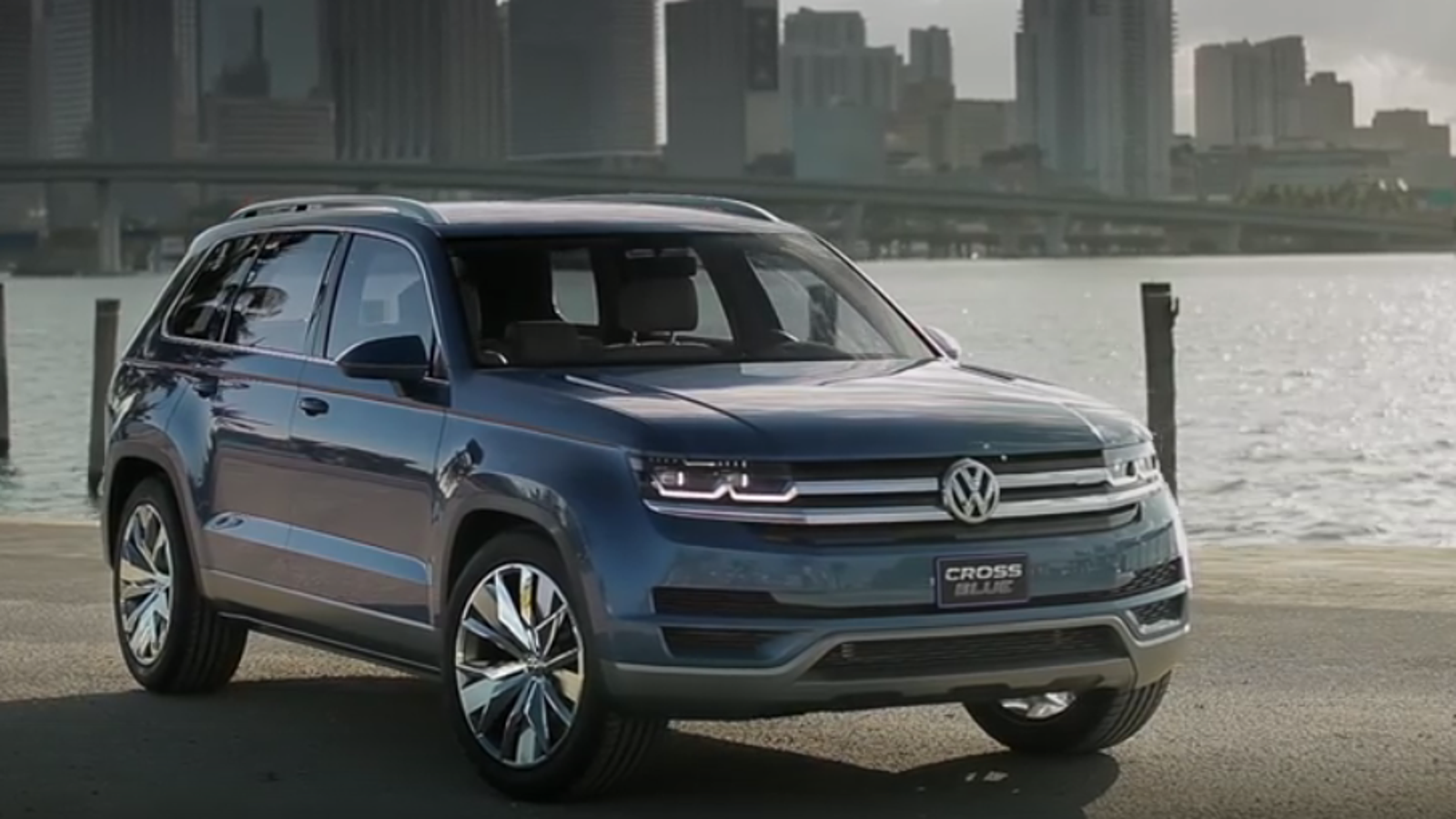 Here Are The Likely Engines For The 2018 Volkswagen Atlas