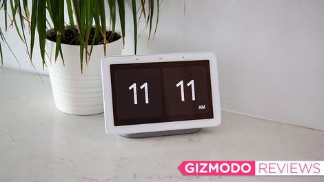 Lenovo and Google Figured Out the Perfect Alarm Clock