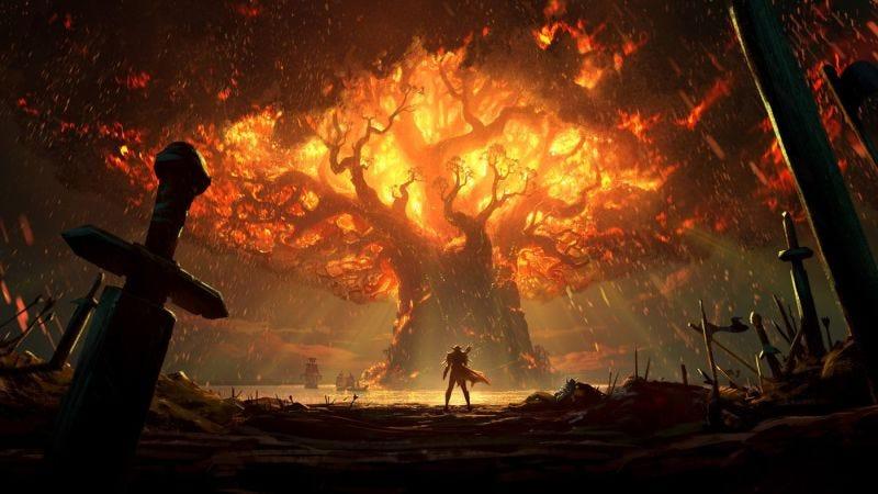 Illustration for article titled Uno de los personajes más queridos de WoW ahora es un villano, y los jugadores están asombrados