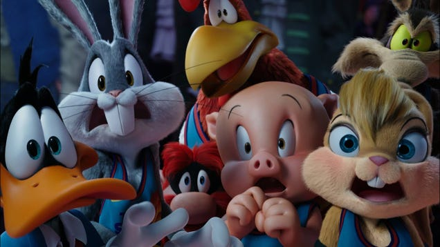Space Jam: A New Legacy Takes Box Office s Top Spot This Weekend