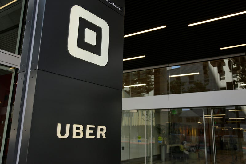 Uber's San Francisco offices. Image: AP