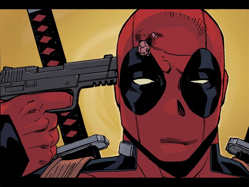Illustration for article titled Ryan Reynolds' Deadpool Movie Test Footage Is Heartbreakingly Perfect