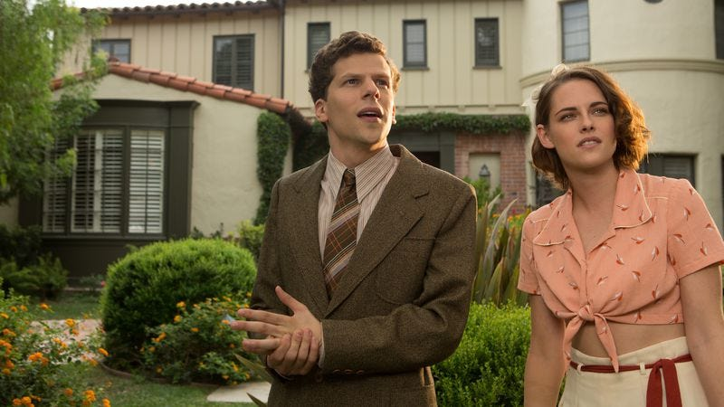 Café Society lends a bittersweet glow to Woody Allen's spotty late period