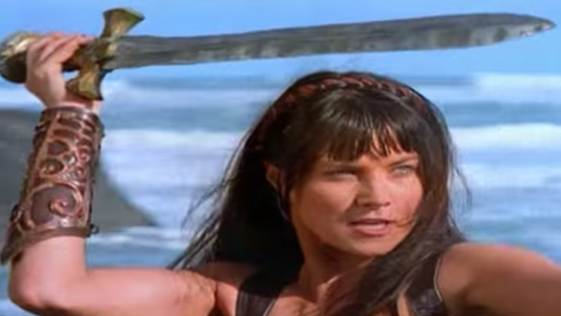 Illustration for article titled A Xena Reboot Is Coming, But Probably Without Lucy Lawless