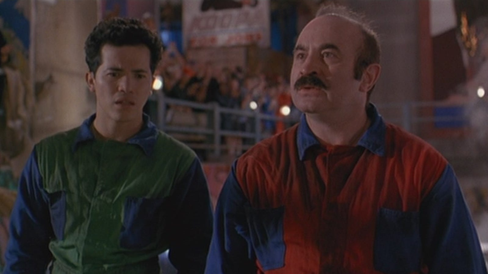 Somewhere In The Super Mario Bros Movie Is A Vision That S