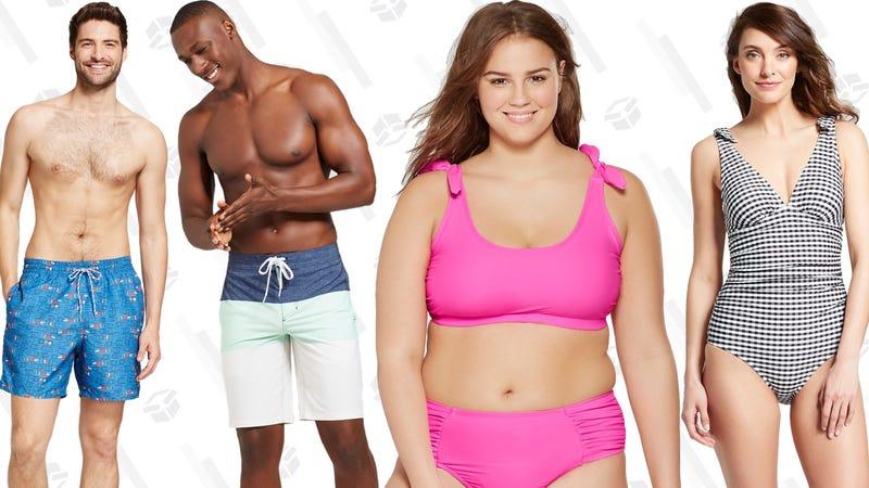 Buy one, get one 50% off swim | Target