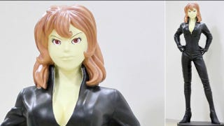Illustration for article titled This Life-Sized Lupin Figure Is Over $6,000 and Looks Crappy