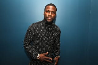 Illustration for article titled Kevin Hart Plans On Taking Over the World