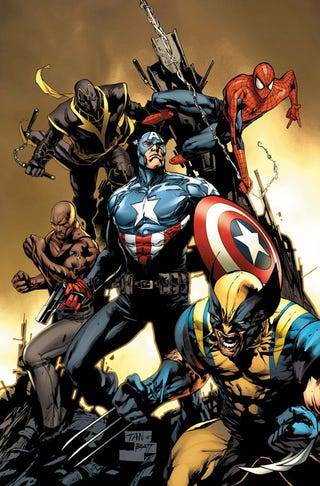 Illustration for article titled Marvel To Cancel Every Single Avengers Comic