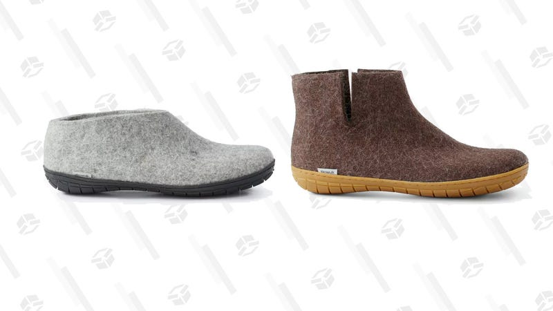Glerups Shoe with Camp Sole | $49 | Huckberry | Discount shown in cartGlerups Boot with Camp Sole | $93 | Huckberry | Discount shown in cart