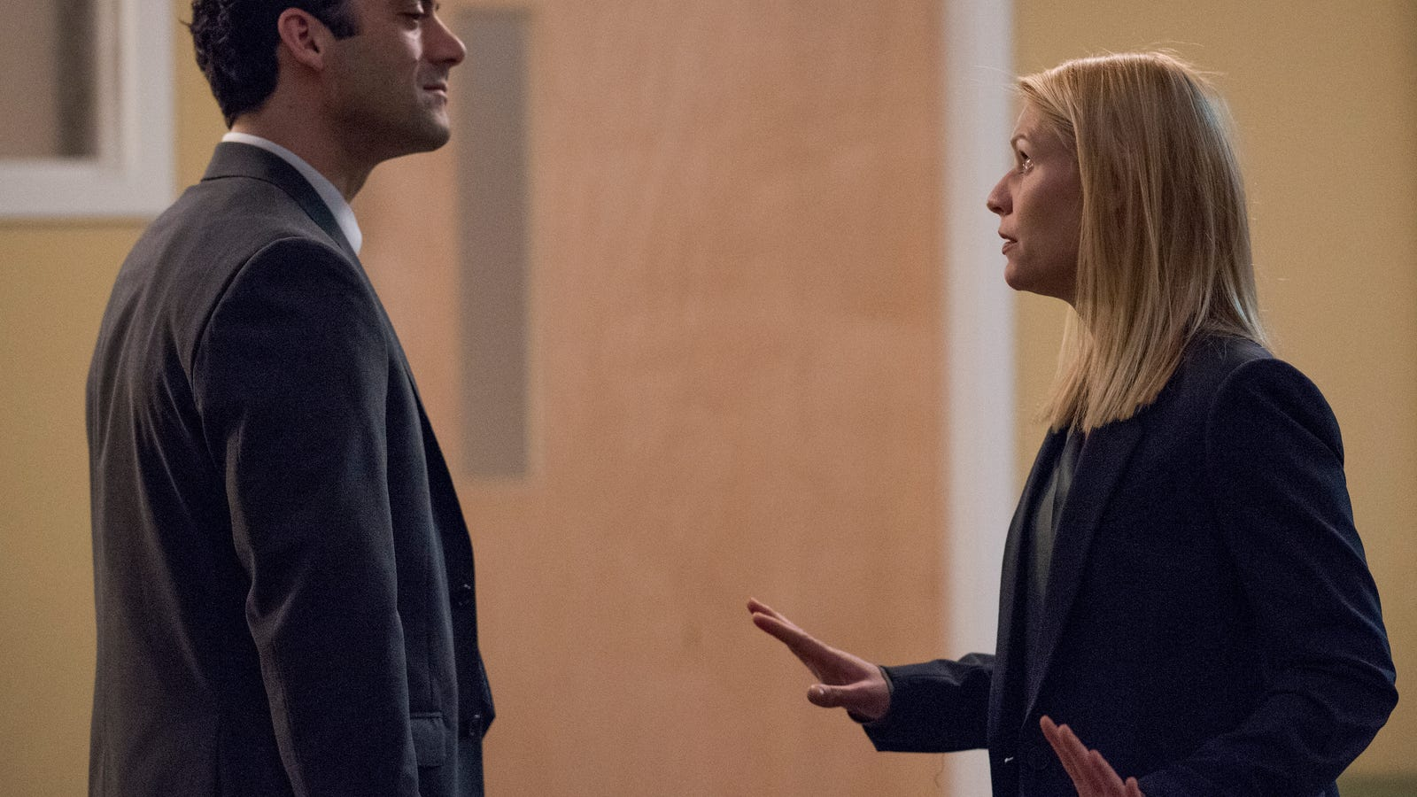 In its seventh season premiere, Homeland doubles down on its alternative reality