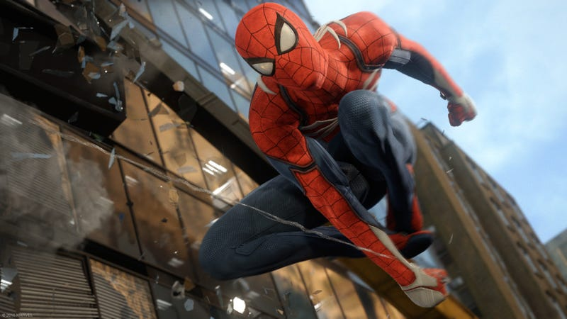 Image result for spiderman game