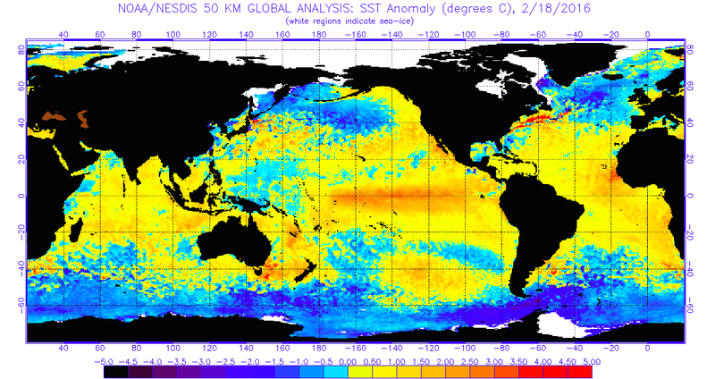 Illustration for article titled El Niño Is Almost Dead, But Now 'Anti-El Niño' Is on Its Way